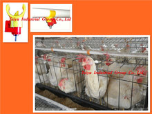chicken cage poultry farm equipment for broiler chicken