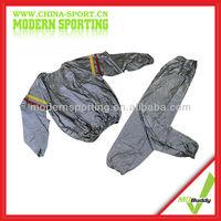 pvc fashion disposable nonwoven sauna suit