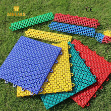 Outdoor Removable PP Basketball Floor mat