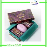 Fashion hot selling paper soap box design
