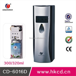 2015 New Design Automatic Wall Mount Hotel Air Freshener Dispenser CD-6016D