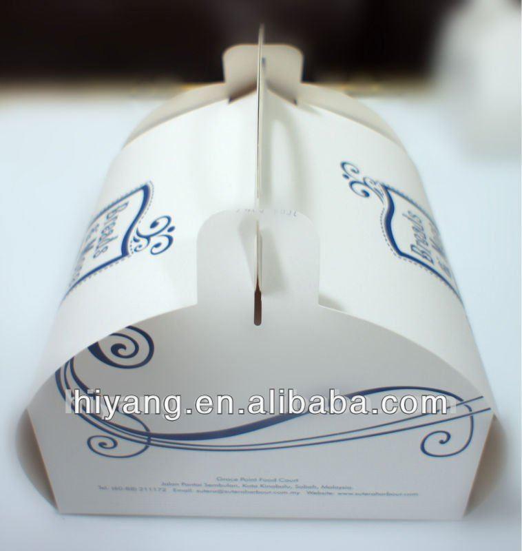 personalizzati togliere scatola piccola torta