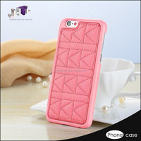 leather cheap mobile phone case for iphone 6
