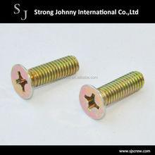 Factory direct sale Screws Hardened machine screw steel metal screw