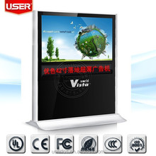 Touch screen monitor, advertising lcd screen
