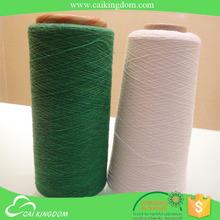 Specilzied production Team 65% polyester 35% cotton tc/cvc blanket yarn