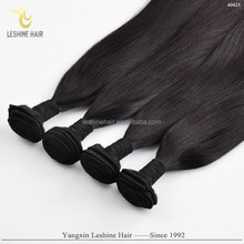 Best Price Golden Supplier Large Stock No Chemical Double Weft No Tangle straight remy virgin peruvian weave human hair ext