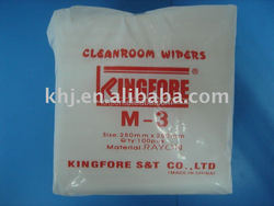 100% Polyester Cleanroom Wipes In Good Quality