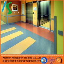 Veida PVC Commercial Flooring Roll / laminated pvc flooring