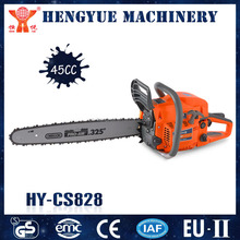 Forest tools Chainsaw for cutting down a tree 45cc