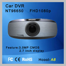 CCTV auto ip car back up camera for car parking lot