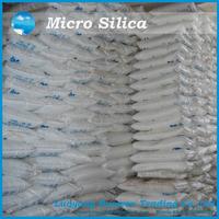 densified microsilica micro silica powder for concrete mortar cement