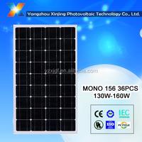 PV Mono solar panel 160 w