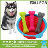 2015 Yitong portable novelty folding silicone dog bowl
