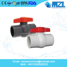MZL Pvc ball valve , pvc batterfly valve , pvc pipe fitting