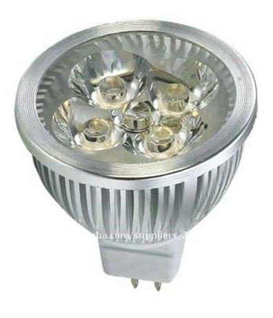 la baja tensión 5w gu5.3 de la buena calidad llevó la luz del punto, Indoor del luz llevada