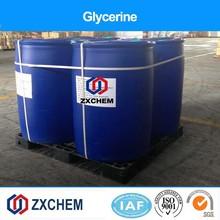 Pure natural high grade glycerin glycerine glycerinum glycerol 99.5% CAS 56-81-5