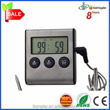 Digital Metal Thermometer For Kitchen Oven