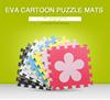 colorful rubber mat color eva foam sheet children playground equipment