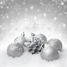 2014 Decorative Christmas Snow Ball for Home Decor
