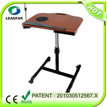 NBT-82 Multipurpose Height Adjustable Laptop Table on Wheels