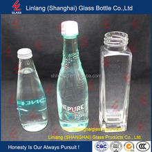 wholesale glass voss water bottles innovation design