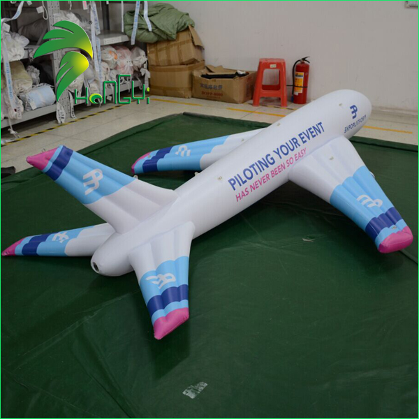 advertising inflatable airplane (2)