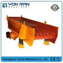 Guangzhou YonRan Mining machine Vibrating Feeder with High Quality