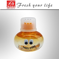 Happy Poppy hot sale car perfume hotel automatic air freshener
