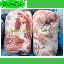 Frozen pork collar meat