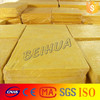 Thermal conductivity glass wool insulation/high density glass wool board