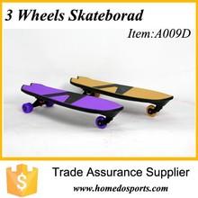 Single kick kid skateboard caster