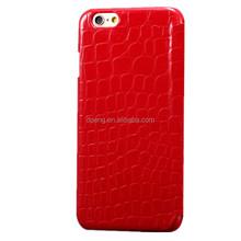 multi color pu leather phone case waterproof mobile phone case