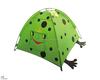 Lovely cartoon kids tent and sleeping bag set