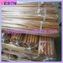 Eco-friendly varnished wooden mop stick / Eco-friendly varnished mop handle / wooden mop handle mop stick
