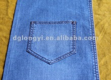 Nice color washed denim fabric 2012