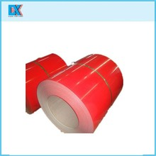 High-strength galvanized pre coated color steel sheet metal