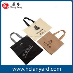 Top quality hot selling personalized shopping non woven tote bag