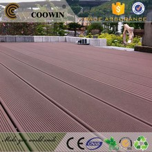 groove and tongue wood plastic outdoor pvc prefab wpc interlocking decking tiles