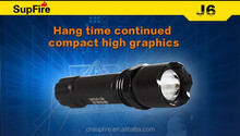 Mini practical IP67 rechargeable LED flashlight J6