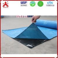 TPZ Self-Adhesive Asphalt Waterproof Membrane For Roofing