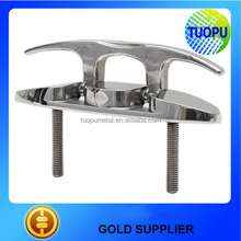 stainless steel 316 marine yacht cleat,high quality marine boat cleat