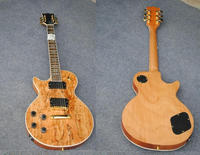 left hand RLp Electric Guitar with Spalted Maple