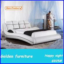 G925# últimos diseños de la cama matrimonial