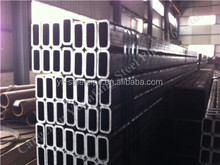 ASTM A500 square steel tube structural steel section properties hollow section