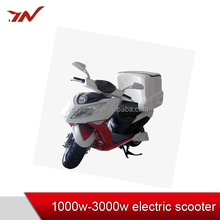 JN EEC 3000W Electric scooter with Pisa delivery box