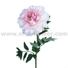 flores de seda peonía artificial