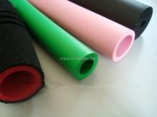 De goma espuma de aislamiento de tuberías para aire acondicionado
