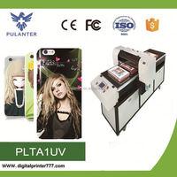 High-efficiency multi-function uv let light printer
