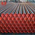 Carbono Astm galvanizado soldada erw redondo estructural de tubos de acero